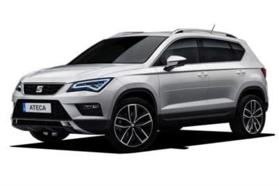 Seat Ateca Diesel Hatchback 1.6 Tdi 115ps Ecomotive Se 5dr 6Mt Business Contract Hire 6x35 10000