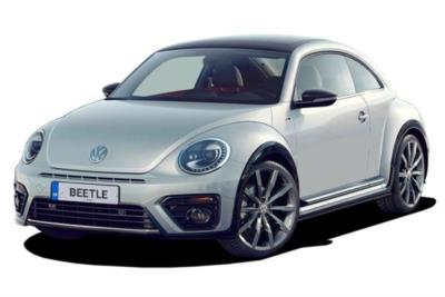 Volkswagen Beetle Diesel 2.0 TDI 110ps Design BMT 3dr 5Mt Business Contract Hire 6x35 10000