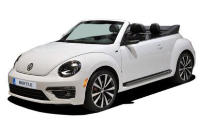Volkswagen Beetle Diesel Cabriolet 2.0 TDI 110ps Design BMT 2dr 5Mt Business Contract Hire 6x35 10000