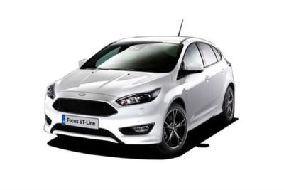 Ford Focus Hatchback 1.0t 125ps Eco Boost ST-Line Nav 5dr 6Mt Business Contract Hire 6x35 10000