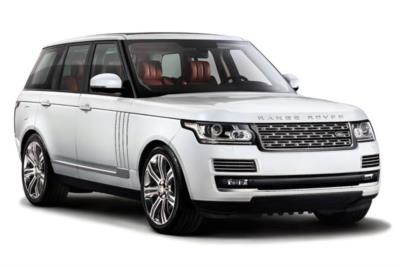 Land Rover Range Rover Estate 3.0 V6 Supercharged 340ps Vogue Se 4dr Auto Business Contract Hire 6x35 10000