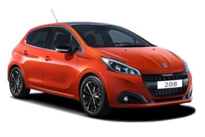Peugeot 208 Hatchback 1.2 PureTech Active 5dr Manual Business Contract Hire 6x35 10000