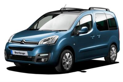 Citroen Berlingo Multispace Estate 1.6 VTi 95ps Feel 5dr Mt Business Contract Hire 6x35 10000