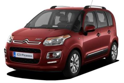 Citroen C3 Picasso Estate 1.2 PureTech Edition 5dr Mt Business Contract Hire 6x35 10000