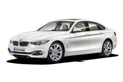 Bmw 4 Series Diesel Gran Coupe 420d M Sport 4dr Mt (Professional Media) Personal Contract Hire 6x35 10000