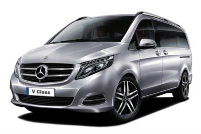 Mercedes Benz V Class Diesel Estate V220d 163ps AMG-Line 5dr 7G-Tronic Auto (Long) Personal Contract Hire 6x35 10000