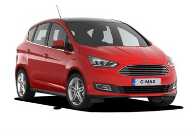Ford C-Max Diesel 1.5 Tdci 105ps Zetec Econetic 5dr 6Mt Business Contract Hire 6x35 10000