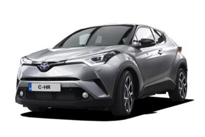 Toyota C-HR Hatchback 1.8 VVTi Hybrid Icon CVT Business Contract Hire 6x35 10000