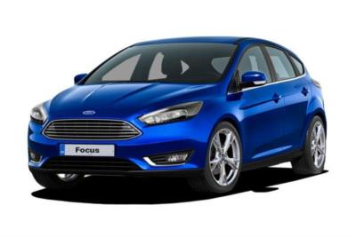 Ford Focus Diesel Hatchback 1.5 Tdci 105ps Style Econetic 5dr 6Mt Business Contract Hire 6x35 10000