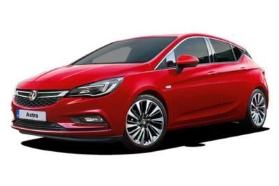 Vauxhall Astra Diesel Hatchback 1.6 CDTi 16V 110ps ecoFLEX SRi 5dr Start/Stop Business Contract Hire 6x35 10000