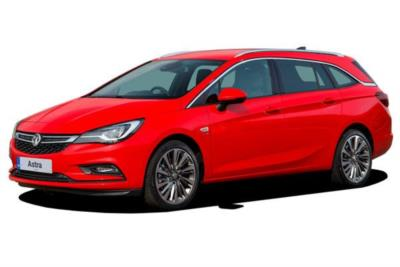 Vauxhall Astra Sport Tourer 1.4i 16V 100ps Tech Line 5dr Business Contract Hire 6x35 10000