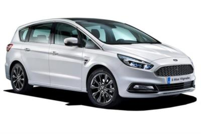 Ford S-max Vignale Diesel Estate 2.0 Duratorq Tdci 180ps 5dr 6Mt Business Contract Hire 6x35 10000