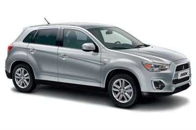 Mitsubishi Asx Diesel 1.6 112ps 3 2wd 5dr 6Mt Business Contract Hire 6x35 10000