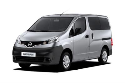Nissan Nv200 Combi Diesel 1.5 Dci 90 Acenta (5 Seat) 5dr 6Mt Business Contract Hire 6x35 10000