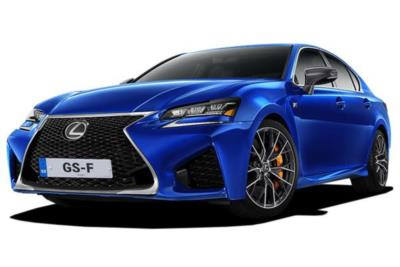 Lexus Gs F Saloon 5.0 4dr CVT Auto Business Contract Hire 6x35 10000