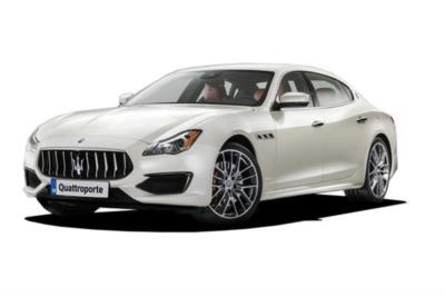 Maserati Quattroporte Diesel Saloon V6d 3.0 4dr Auto Business Contract Hire 6x35 10000