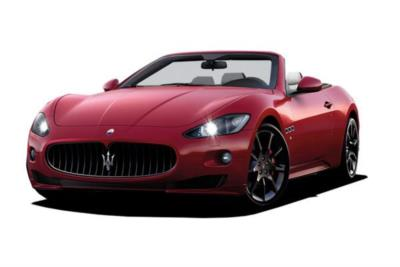 Maserati Grancabrio Convertible V8 2dr Auto Business Contract Hire 6x35 10000