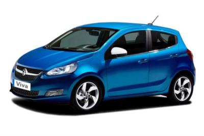 Vauxhall Viva Hatchback 1.0i 75ps SE 5dr Business Contract Hire 6x35 10000