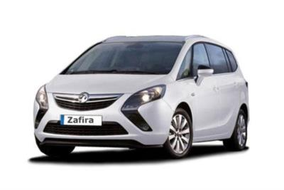 Vauxhall Zafira Tourer 1.4T 140ps Design 5dr Business Contract Hire 6x35 10000