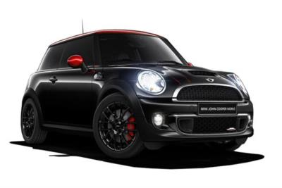 Mini Hatchback John Cooper Works 2.0 (Chili Pack) 3dr Mt Business Contract Hire 9x35 10000