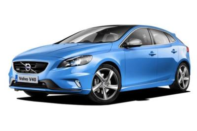 Volvo V40 Diesel Hatchback D2 (120ps) R-Design Nav Plus 6Mt Business Contract Hire 6x35 10000