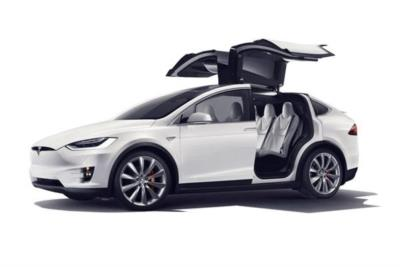 Tesla Model X Hatchback 75kWh Dual Motor 5dr Auto Business Contract Hire 6x35 10000