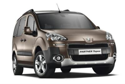 Peugeot Traveller Diesel 2.0 BlueHDi 95ps Active Compact 5dr Mt Business Contract Hire 6x35 10000