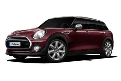 Mini Clubman Diesel Estate 2.0 D Cooper (Chili Pack) 6dr Mt (Stock) Business Contract Hire 6x35 10000