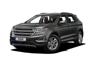 Ford Edge 2.0 Tdci 180ps Zetec 5dr 6Mt Business Contract Hire 6x35 10000