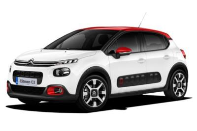 Citroen C3 Hatchback 1.2 PureTech Touch 5dr Mt Business Contract Hire 6x35 10000