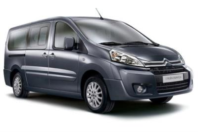 Citroen Dispatch Combi Diesel Estate 1.6 BlueHDi 95ps XS 6dr Mt Business Contract Hire 6x35 10000