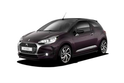 DS Ds3 Diesel Hatchback 1.6 BlueHDi Chic 3dr Mt Business Contract Hire 6x35 10000