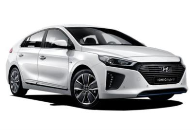 Hyundai Ioniq Hybrid Hatchback 1.6 GDI 141ps Se 5dr Auto Business Contract Hire 6x35 10000