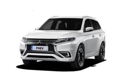 Mitsubishi Outlander Hybrid Estate 2.0 PHEV Juro 4wd 5dr Auto Business Contract Hire 6x35 10000