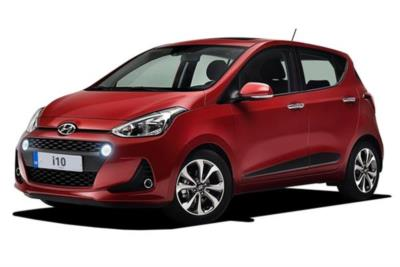 Hyundai I10 Hatchback 1.0 66ps S 5dr 5Mt Business Contract Hire 6x35 10000