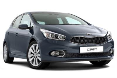 Kia Ceed Hatchback 1.4 GDi 98ps 1 5dr 6Mt Business Contract Hire 6x35 10000