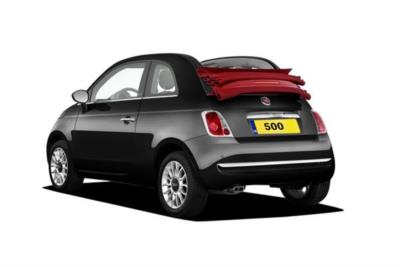 Fiat 500c Convertible 1.2 69ps Pop 2dr 5Mt Business Contract Hire 6x35 10000