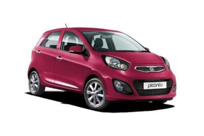Kia Picanto Hatchback 1.0 65p 1 Air 5dr 5Mt Business Contract Hire 6x35 10000