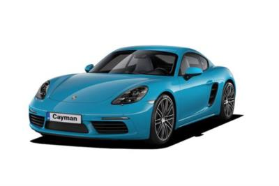 Porsche Cayman Coupe 718 2.0 2dr Business Contract Hire 6x35 10000