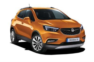 Vauxhall Mokka X Hatchback 1.4T 140ps Design Nav 5dr Business Contract Hire 6x35 10000