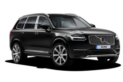 Volvo Xc90 Diesel Estate 2.0 D5 PowerPulse R-Design AWD Geartronic Business Contract Hire 6x35 10000