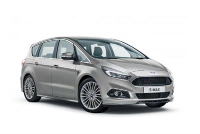 Ford S-max Diesel Estate 2.0 Tdci 120ps Zetec 5dr 6Mt Business Contract Hire 6x35 10000