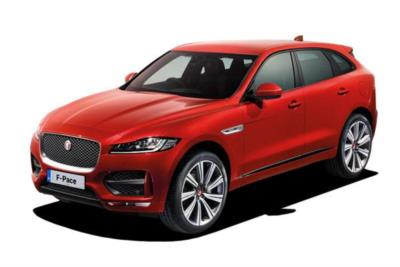Jaguar F-Pace Diesel SUV 2.0d 163ps Prestige 5dr 6Mt Business Contract Hire 6x35 10000