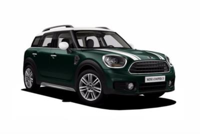 Mini Countryman Diesel 2.0 Cooper D 5dr 6Mt Business Contract Hire 6x35 10000