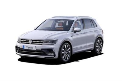 Volkswagen Tiguan Estate 1.4 Tsi 125PS BMT SE Nav 5dr 6Mt Business Contract Hire 6x35 10000