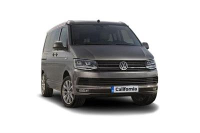 Volkswagen California Diesel Estate 2.0 Tdi BluemotionTech Beach 5dr Business Contract Hire 6x35 10000