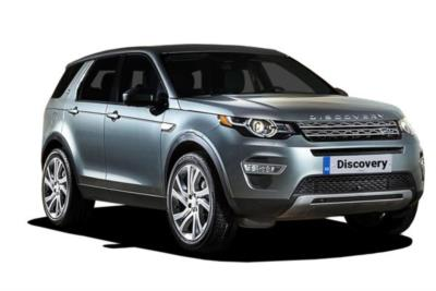 Land Rover Discovery Sport Diesel 2.0 ed4 150ps Se 2WD 5dr (5Seat) 6Mt Business Contract Hire 6x35 10000