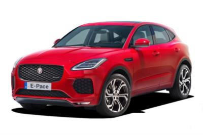 Jaguar E-Pace Diesel SUV 2.0d 150ps 5dr 6Mt 2WD Business Contract Hire 6x35 10000