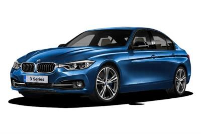 Bmw 3 Series Diesel Saloon Special Edition 318d M-Sport Shadow Edition 4dr Mt Business Contract Hire 6x35 10000