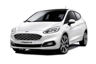 Ford Fiesta Vignale Hatchback 1.0 EcoBoost 3dr 5Mt Business Contract Hire 6x35 10000